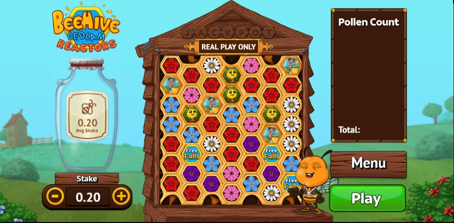 BeeHive Bedlam Slot