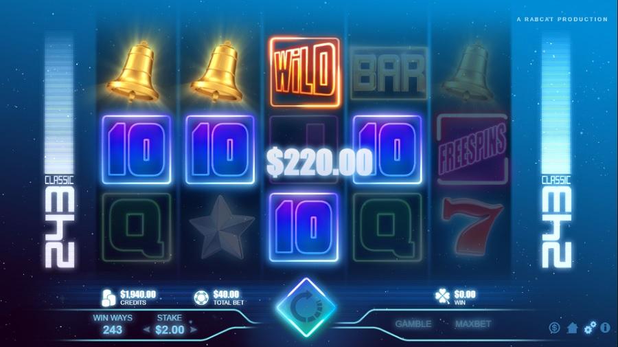 Classic 243 kasyno gry za darmo