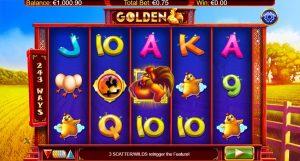 Video automaty Golden