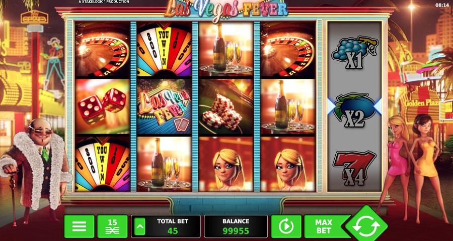 Las Vegas Fever