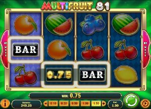 Multi Fruit 81