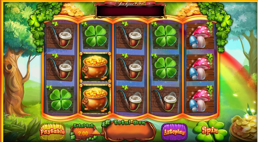 Video Automat Slots O'Gold