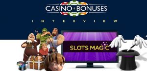 SlotsMagic Casino Bonuses and Promotions