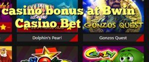 Bwin Casino Bonuses and Promotions