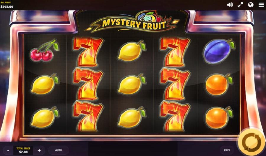 Mystery Fruit