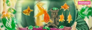 The Golden Fish Tank Mission
