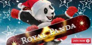 Royal Panda's December calendar: 31 days of promotions