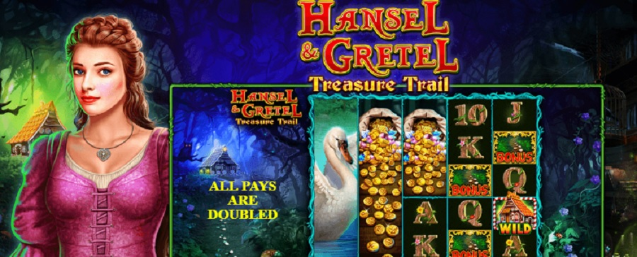 Hansel and Gretel Treasure Trail