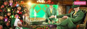 Promotion Santa's live Casino Workshop