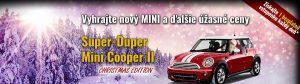 Vyhrajte nový Mini Cooper II