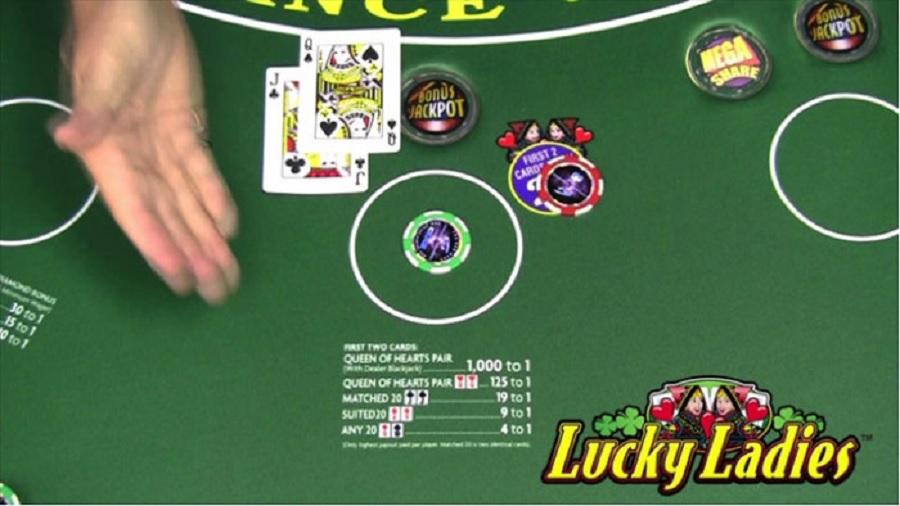 Lucky Ladies Blackjack