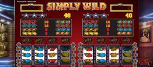 Hrací Automat Simply Wild