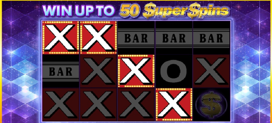 Super Spinner Bar X