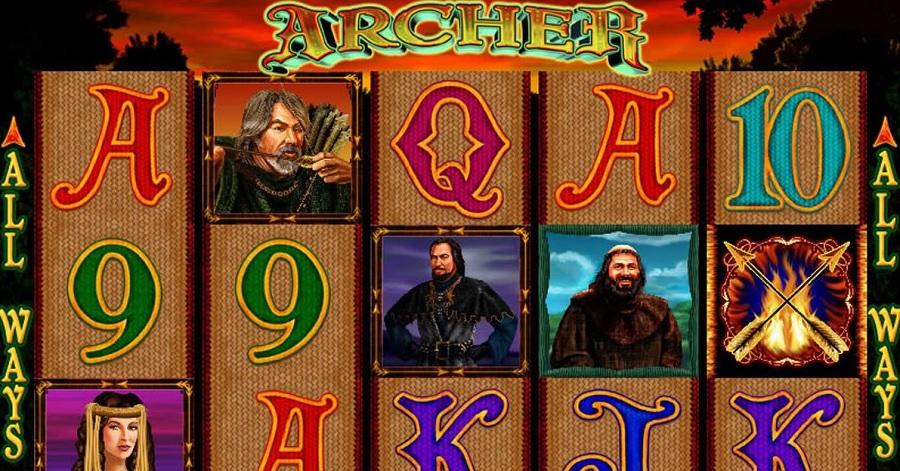 Výherný Automat Archer