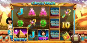 Hrací Automat Cleo's Wish