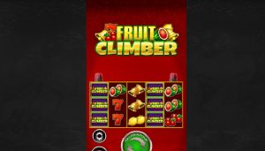 Video Automat Fruit Climber