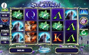 Hrací Automat Moon Shadow