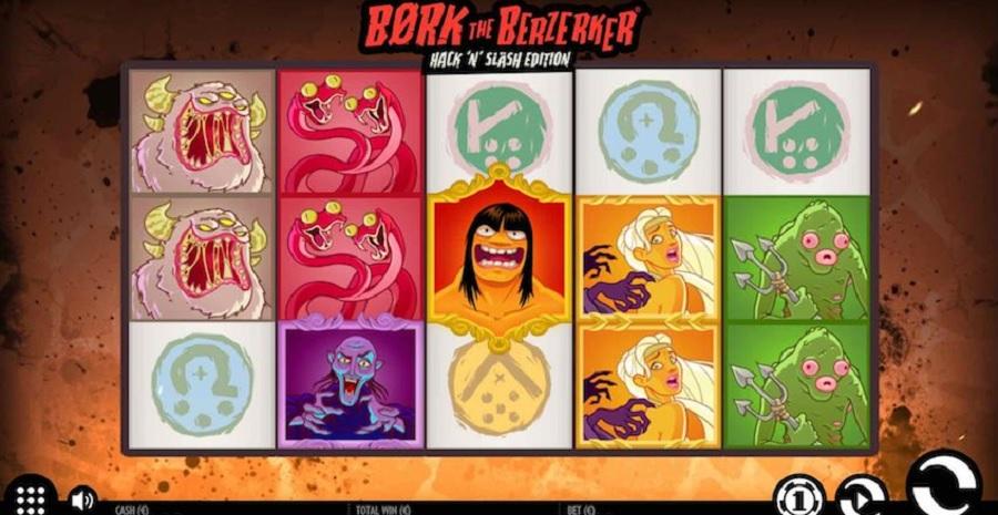 Bork Berzerker Hac'N'Slash