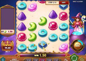 Doprajte si sladké pokušenie s automatom Sweet Alchemy