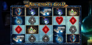 Hrací Automat The Alchemists Gold