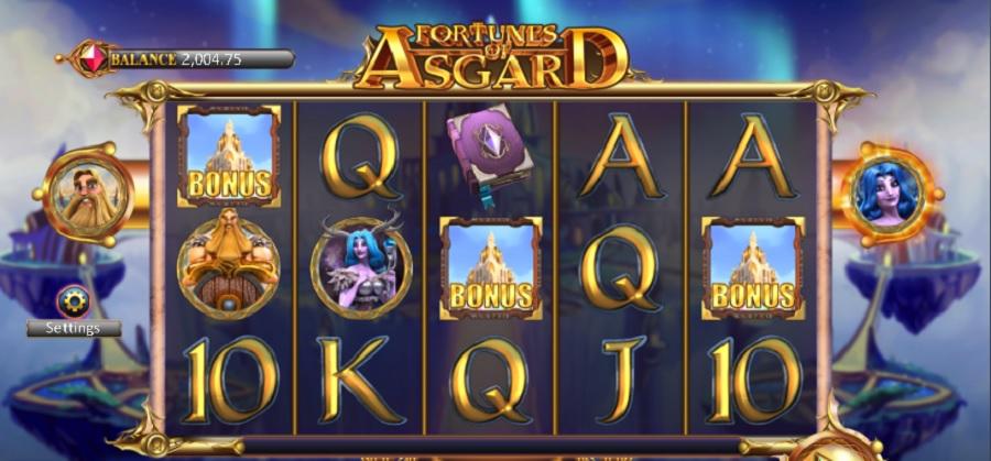 Fortunes of Asgard