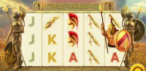 Video Automat Wild Spartans
