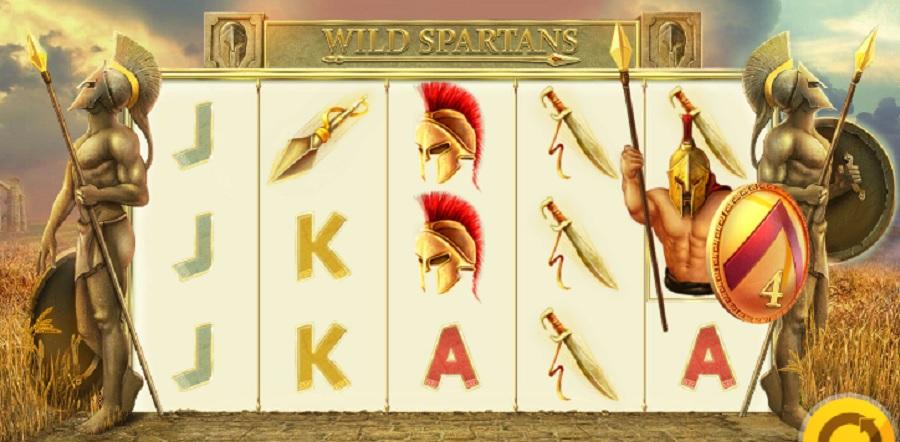 Výherný Automat Wild Spartans