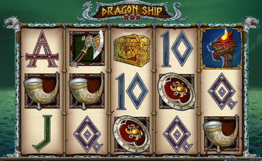 Hrací Automat Dragon Ship