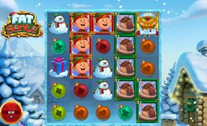 Výherný Automat Fat Santa