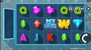 Hrací Automat Icy Gems