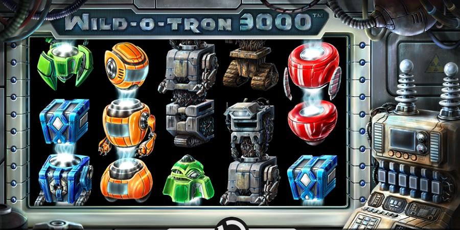 Výherní Automat Wild-O-Tron 3000TM