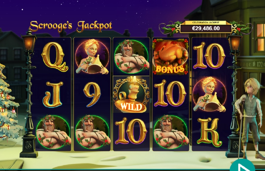 Video Automat Scrooge's Jackpot