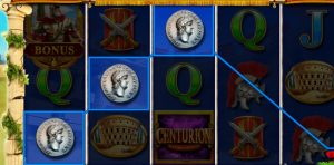 Centurion slot Review