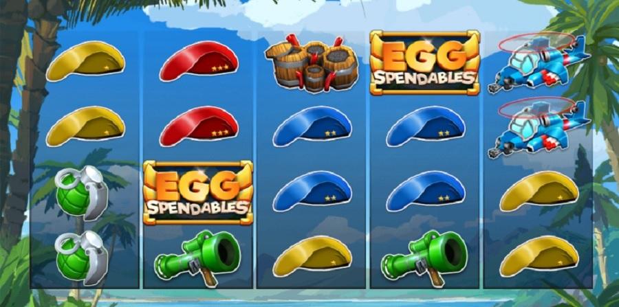 Video Automat EggSpendables