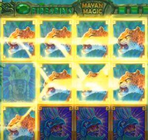 Mayan Magic Wildfire