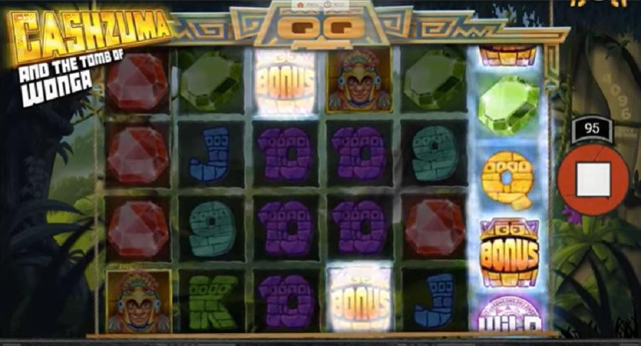 Výherní Automat Cashzuma