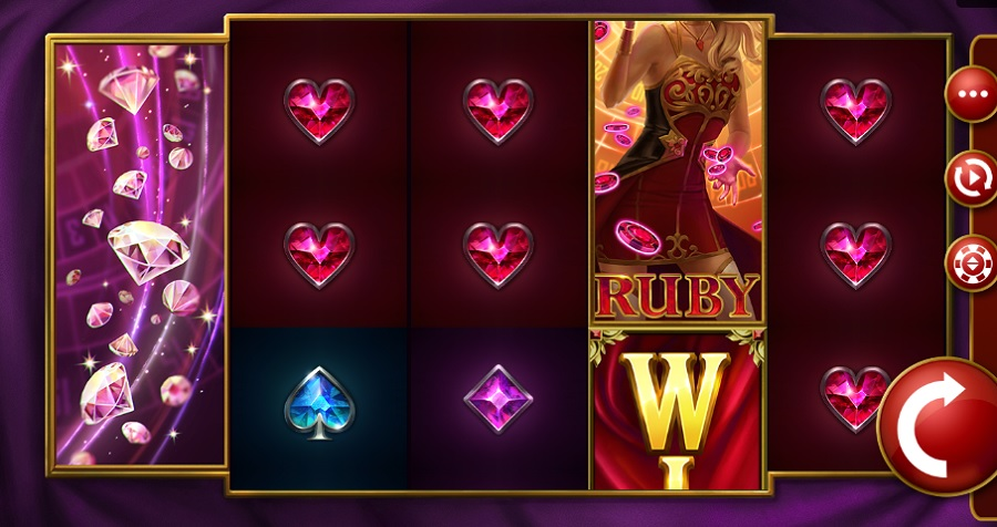 Hrací Automat Ruby Casino Queen