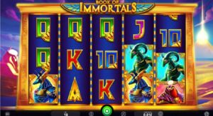 Video Automaty Book of Immortals