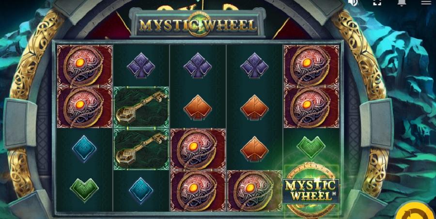 Hrací Automat Mystic Wheel
