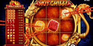 Hrací Automat Hot Chilli
