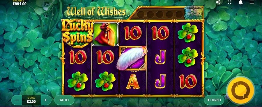Výherní Automat Well Of Wishes