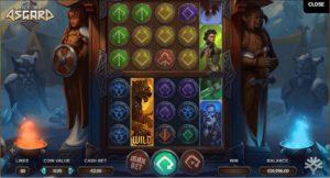 Age of Asgard je hrací automat inšpirovaný severskou mytológiou