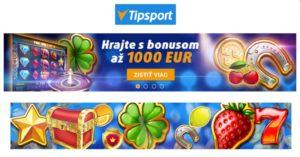 Tipsport a jeho Bonus 1 000 eur nie je pre každého