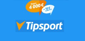 Vstupný bonus od Tipsportu