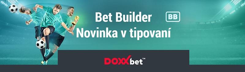 DOXXbet ponúka jedinečnú novinku Bet Builder