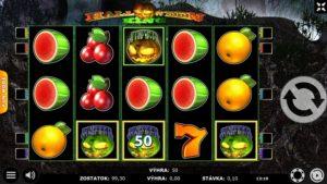 Kostenlos Halloween King Online Automatenspiel spielen