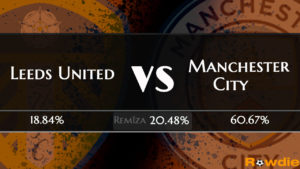 Futbalové predpovede a tipy na stávky: Leeds vs Manchester City