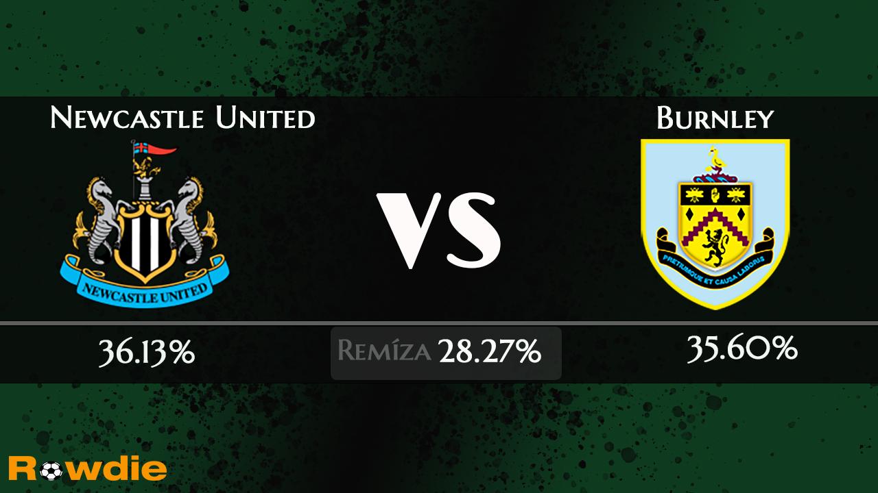 Newcastle vs Burnley fotbalové předpovědi a tipy na sázky