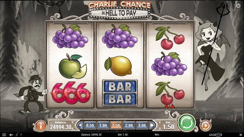 Je čas využiť Charlieho Šancu s automatom Charlie Chance