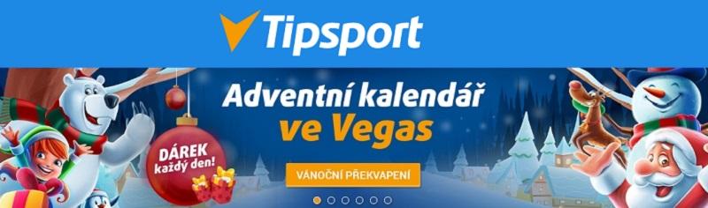 Tipsport rozdává vánoční nadílku bonusů